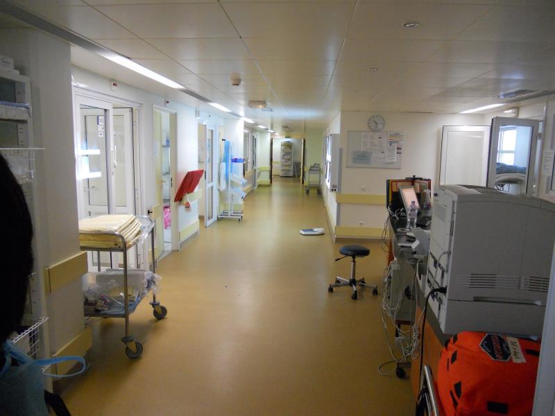 法国巴黎第六大学心脏病中心CCU